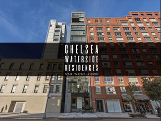 WEST CHELSEA LIVING AT ITS FINEST